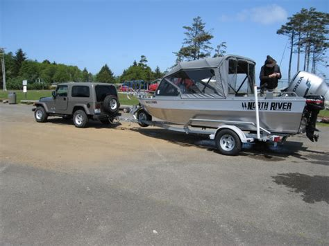 Tow A Boat With Jeep Wrangler Unlimited by Jeep Wrangler Unlimited Dimensions