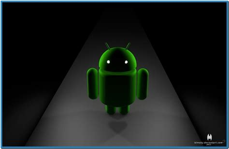 3d screensavers for android free
