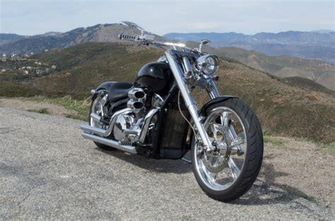 honda vtx  full custom chopper  rake  tire