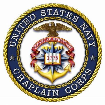 Navy Corps Chaplain Emblem Seal Marine Clip