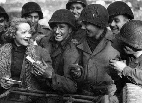 jean gabin wwii hollywood at war marlene dietrich performed on the front