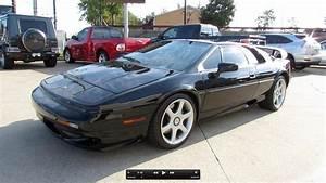 Lotus Esprit Turbo : 2000 lotus esprit v8 twin turbo start up exhaust and in depth review youtube ~ Medecine-chirurgie-esthetiques.com Avis de Voitures