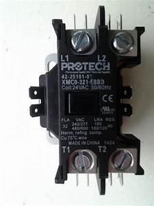 Replacing A  C Contactor