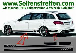 E Auto Kombi : mercedes benz e klasse kombi 507 replika seitenstreifen ~ Jslefanu.com Haus und Dekorationen