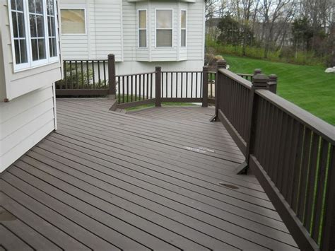 restaining a deck behr the 25 best stained decks ideas on deck