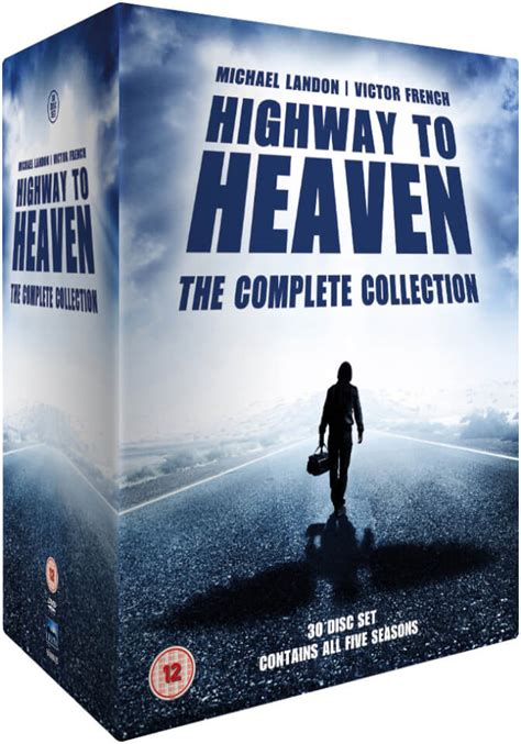 highway  heaven  complete collection dvd zavvicom