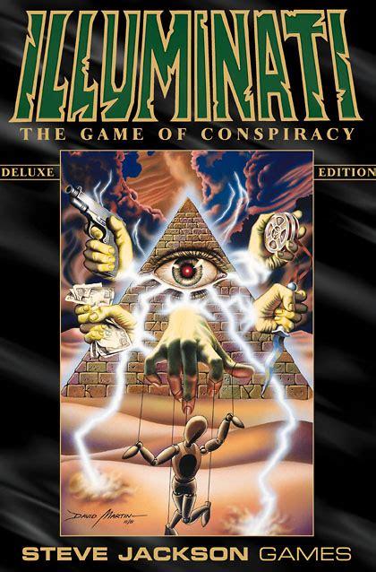 Illuminati Card Steve Jackson Illuminati Card Steve Jackson 171 Encyclopedia Of Safety