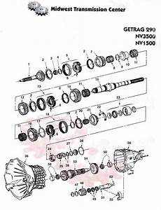 2002 Dodge Dakota Parts Diagram