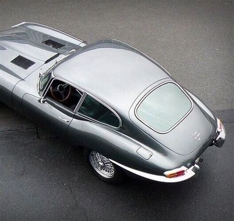 Jaguar E-type. Just Thinking Recently This Was The First