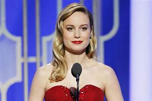 Will Brie Larson advocate for sexual assault victims at ...