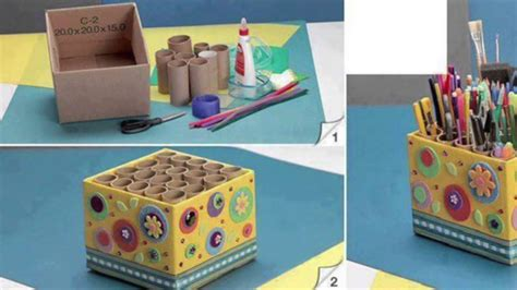 agricola redesign cardboard box upcycle ideas youtube