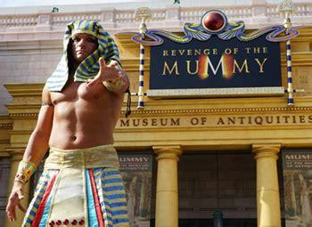 universal studios revenge   mummy  ride