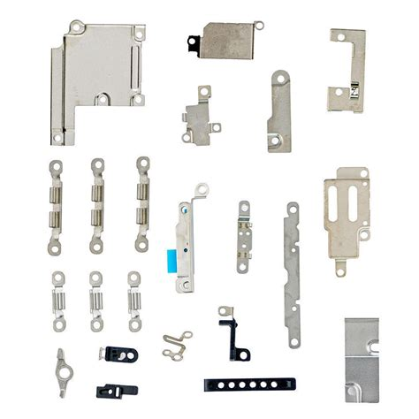 replacement parts middle plate inner repair parts replacement brackets for L