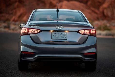 hyundai accent review trims specs  price carbuzz