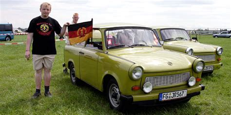 rattletrap car a rattletrap east german icon has its day again the new