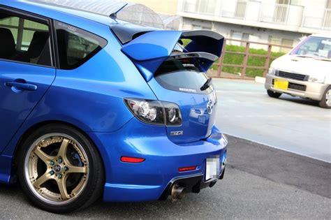 mazda  hatchback modifiedjpg