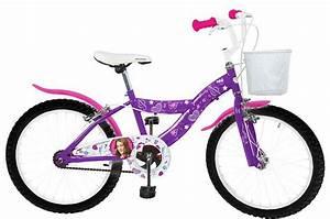 Fahrrad Mädchen 16 Zoll : 16 20 zoll disney violetta kinder m dchen kinderfahrrad ~ Jslefanu.com Haus und Dekorationen