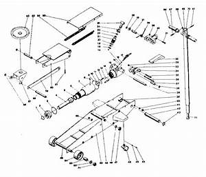 Viking Floor Jack Parts