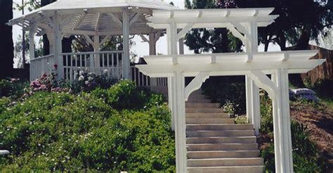 patio decks arbors pergolas san fernando valley simi