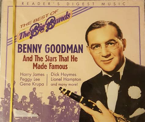 Benny Goodman And The Stars That He Made