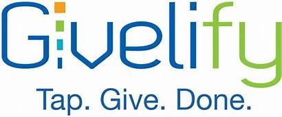 Givelify Give Tap