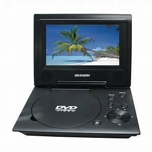 Lecteur Dvd Portable Conforama : lecteur dvd portable 7 grandin dvp711 ci tous les ~ Dailycaller-alerts.com Idées de Décoration