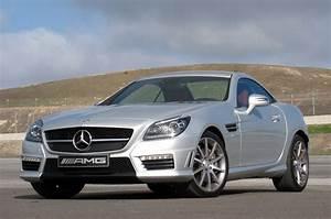 Mercedes 55 Amg : 2012 mercedes benz slk55 amg autoblog ~ Medecine-chirurgie-esthetiques.com Avis de Voitures