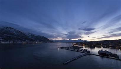 Norway Tromsoe Wallpapers Town Flickr Tromso Towards