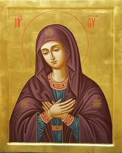 Icons Of The Theotokos