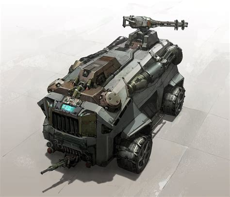 concept armored vehicle concept cars and trucks concept vehicle art by khang le