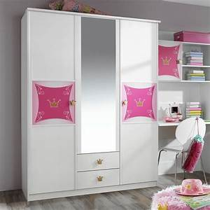 Kinderzimmer Schrank Mädchen : kleiderschrank b136 m dchen schrank kinderzimmer spiegelschrank dreht renschrank ebay ~ Indierocktalk.com Haus und Dekorationen