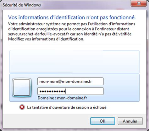 activer connexion bureau à distance windows 7 se connecter à bureau distant tse rdp noobs