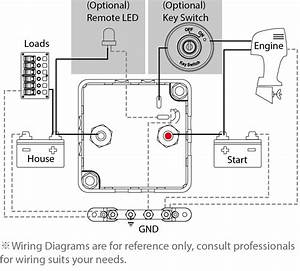 Vsr Relay Wiring Diagram