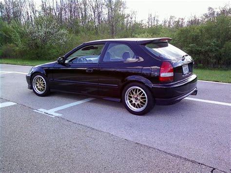 Wi: 97 Civic Dx Hatchback