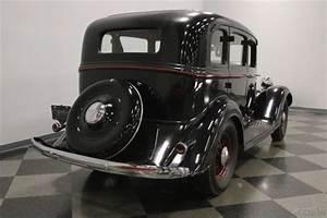 1934 Plymouth Pfxx 4 Door Sedan Sedan 1934 4 Door Sedan