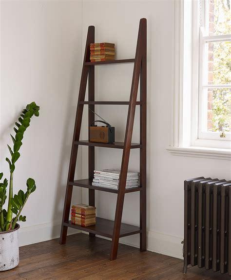 contemporary ladder bookshelves ideas  unique interior