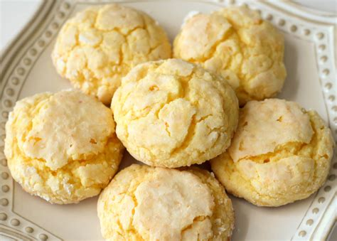 gooey butter cookies recipe video lil luna