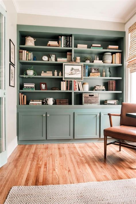 kitchen cabinets for used best 25 painted built ins ideas on living 8042