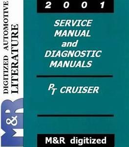 2001 Pt Cruiser Chrysler Service Manual  U0026 Diagnostic