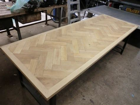 parquet table furniture diy home crafts home
