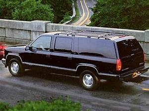 1999 Gmc Suburban Reviews  Specs And Prices