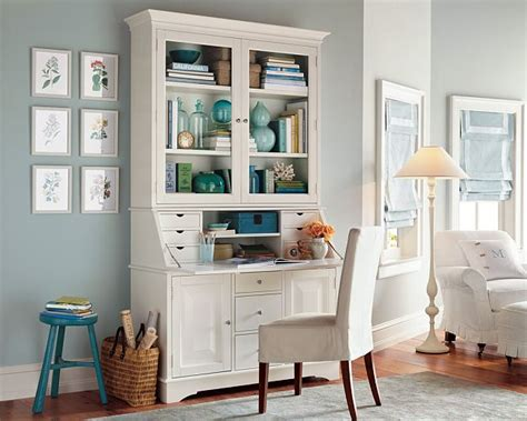 Pottery Barn White Desk With Hutch by Obsessed With Desks The Cheff