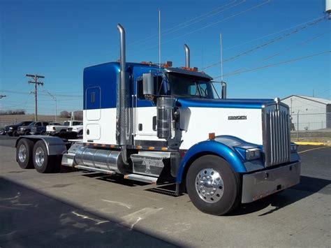 w900l kenworth trucks 2007 kenworth w900l stocknum og3216 nebraska kansas iowa