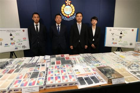 We did not find results for: Hong Kong police arrest 10 suspects in HK$6.7 million credit and identity card theft case ...