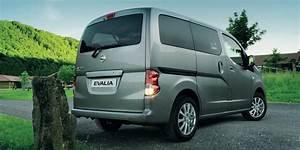 Nissan Nv200 Evalia : design nissan evalia ~ Mglfilm.com Idées de Décoration