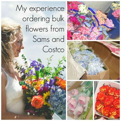wedding flowers hack order bulk flowers from sams and