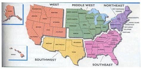 5 Regions Of The United States Map Us Region And Free Worksheet Fifth Uk Counties Stumblewebinfo