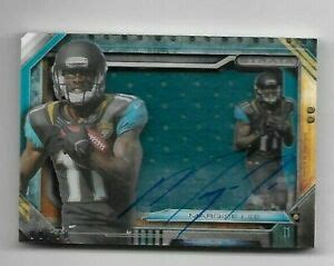 MARQISE LEE 2014 TOPPS STRATA SIGNATURE AUTOGRAPH RELIC 08 ...