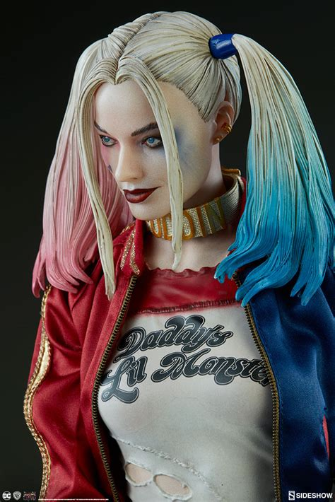 harley quinn dc comics harley quinn premium format tm figure by sideshow sideshow collectibles