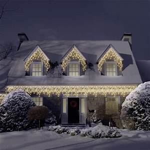 Led Icicle Lights Outdoor : Popular and Wonderful Led